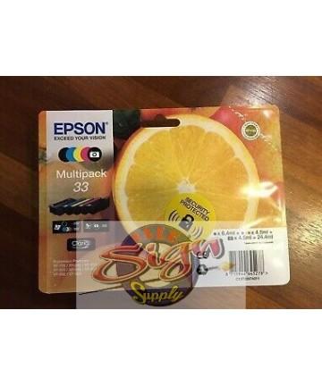 Epson Oranges 33 Photo Ink...