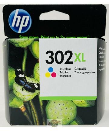 HP 302XL F6U67AE TRI-COLOUR...