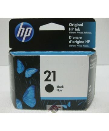 HP 21 Black Original Ink...