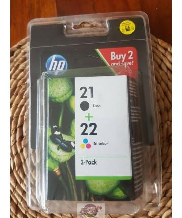 Original HP 21/22 SD367AE...