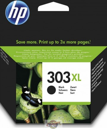 Original HP 303XL Black Ink...